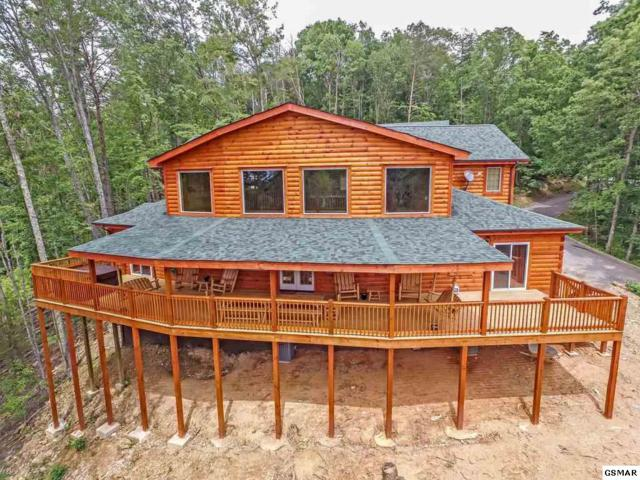 Meredith Dr 5 Cabins, 7 Vac, Sevierville, TN 37876 (#218803) :: Colonial Real Estate