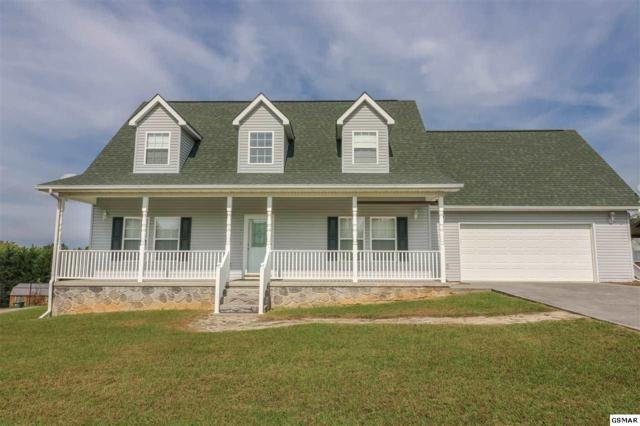 2814 English Valley Ln, Sevierville, TN 37876 (#218850) :: Colonial Real Estate