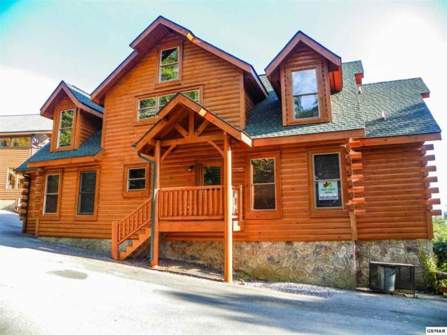 "1152 Villa Overlook Way ""Papa Bears Cab, Gatlinburg, TN 37738 (#218891) :: Prime Mountain Properties"