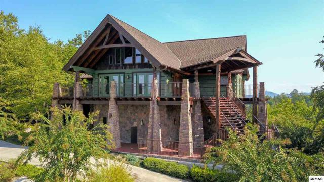 3231 Grouse Ridge Rd, Sevierville, TN 37862 (#218900) :: Prime Mountain Properties