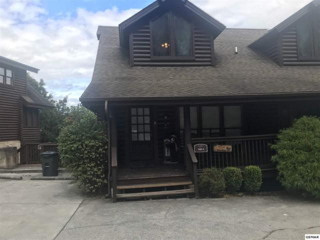 747 Golf View Blvd The Knotty Nook, Pigeon Forge, TN 37863 (#218937) :: The Terrell Team