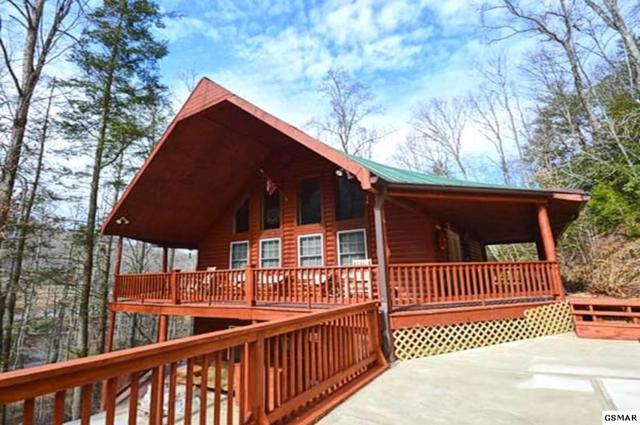 4040 Hickory Hollow Way Hickory Hollow , Sevierville, TN 37862 (#219069) :: The Terrell Team