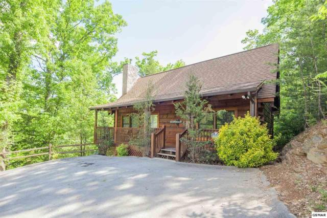 727 Golden Eagle Way, Pigeon Forge, TN 37863 (#219106) :: Colonial Real Estate