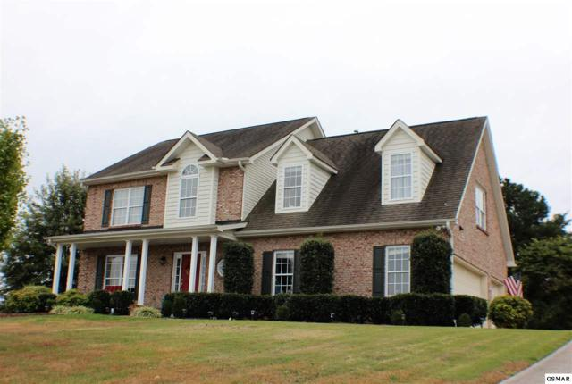 629 Green Ridge Dr, Seymour, TN 37865 (#219192) :: Colonial Real Estate