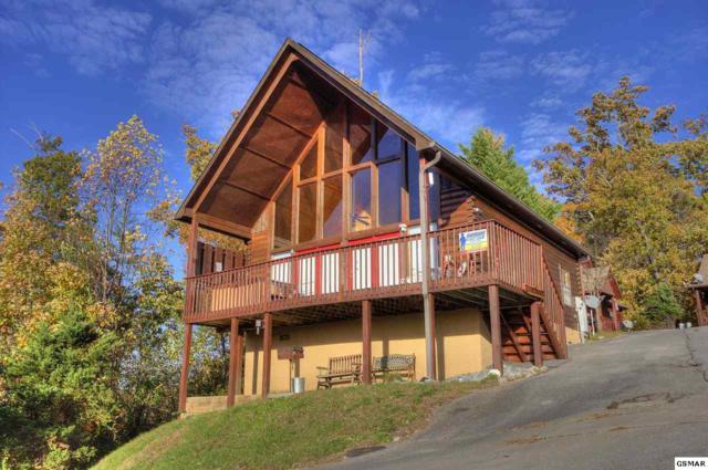 1627 Pinewood Way 1 Amazing Cabin, Sevierville, TN 37862 (#219444) :: The Terrell Team
