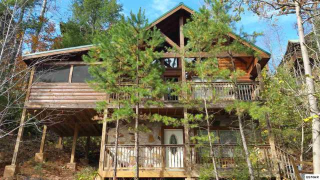 1609 Misty Hollow Way, Gatlinburg, TN 37738 (#219472) :: Colonial Real Estate