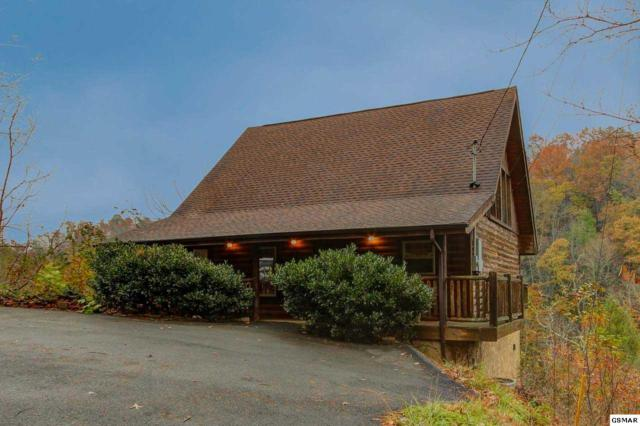909 Grey Fox Trail, Gatlinburg, TN 37738 (#219492) :: Colonial Real Estate