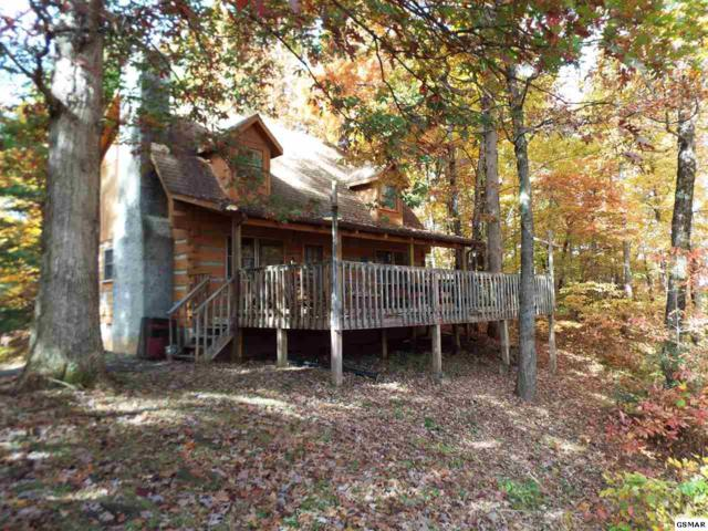 1140 E Foothills, Gatlinburg, TN 37738 (#219611) :: Colonial Real Estate