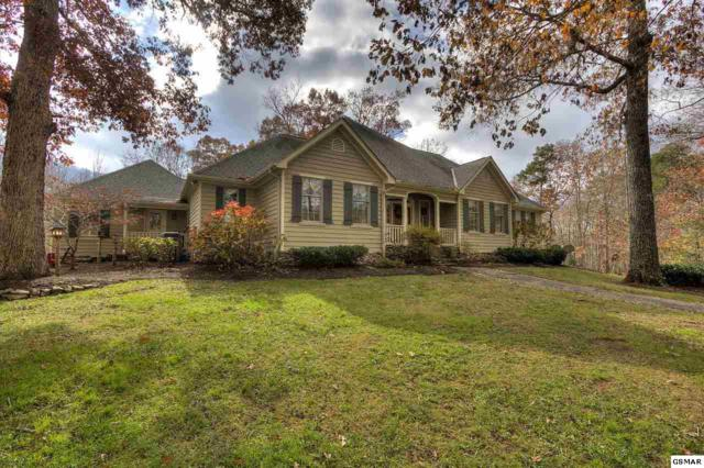 3458 Allegheny Loop Rd, Maryville, TN 37803 (#219751) :: Billy Houston Group