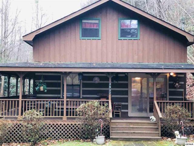 3832 Warden Branch Ln, Gatlinburg, TN 37738 (#219789) :: Four Seasons Realty, Inc