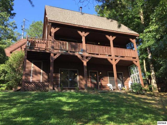 2846 Mountain View Circle, Sevierville, TN 37862 (#219859) :: Four Seasons Realty, Inc