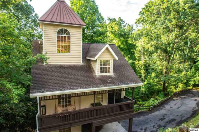 1429 Arbon Dr Cupola Chalet, Gatlinburg, TN 37738 (#219876) :: Prime Mountain Properties
