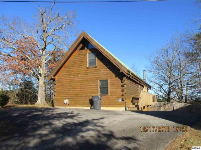 709 W Gold Dust Drive, Pigeon Forge, TN 37863 (#219886) :: The Terrell Team