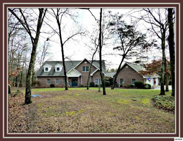 2168 Ranch Rd., Dandridge, TN 37725 (#220098) :: Prime Mountain Properties