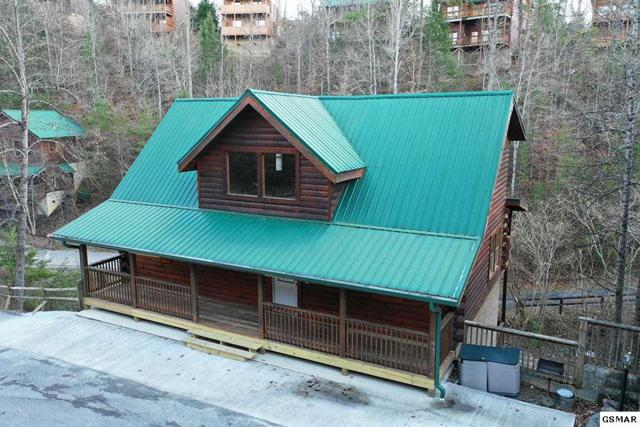 644 Chickasaw Gap Way, Pigeon Forge, TN 37863 (#220190) :: Billy Houston Group