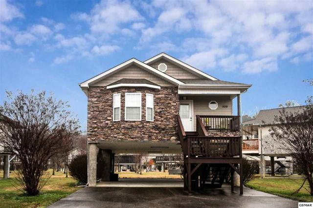 509 Tanasi Trl, Pigeon Forge, TN 37863 (#220270) :: Colonial Real Estate