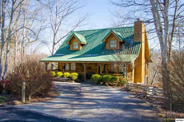 839 W Gold Dust Dr, Pigeon Forge, TN 37863 (#220331) :: The Terrell Team