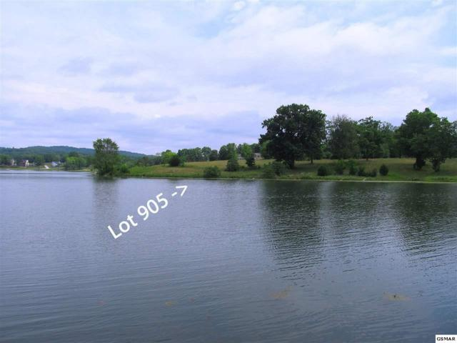 Lot 905 Big Valley Rd, Sharps Chapel, TN 37866 (#220518) :: Prime Mountain Properties