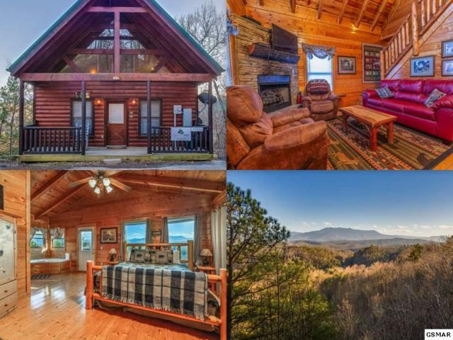 2251 Upper Middle Creek Road Unit 5, Sevierville, TN 37876 (#220539) :: Billy Houston Group