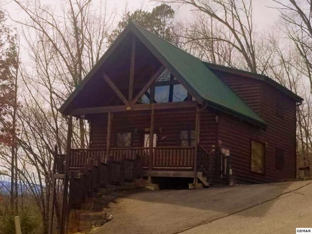2251 Upper Middle Creek Rd Adohi -Cabin #2, Sevierville, TN 37876 (#220696) :: Billy Houston Group