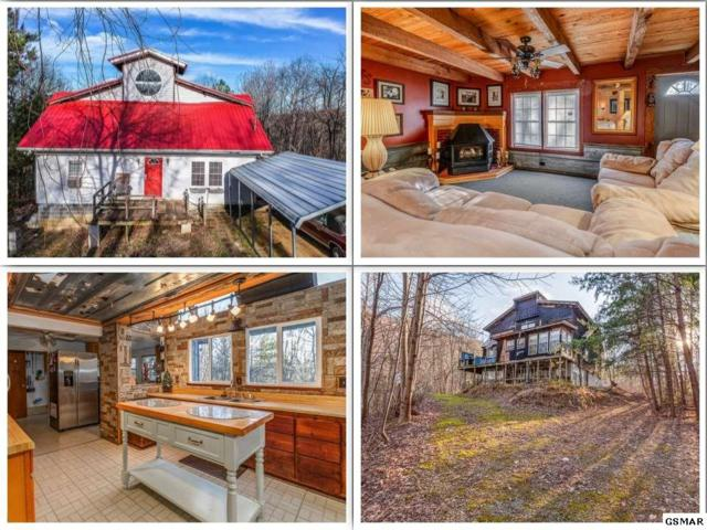 4107 Forest Trail Dr, Sevierville, TN 37876 (#220715) :: The Terrell Team