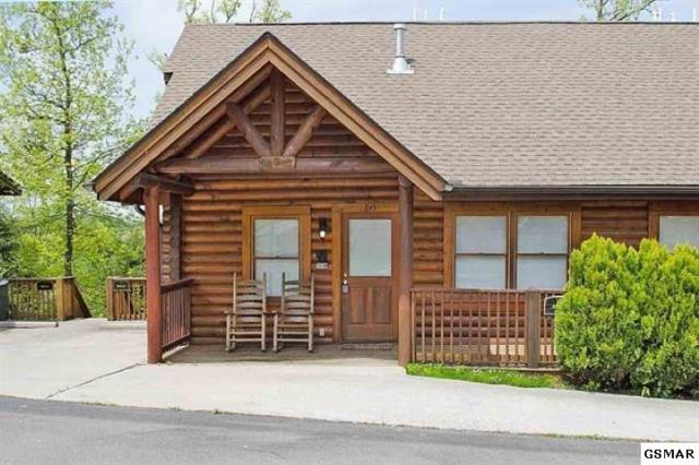 843 Golf View Blvd, Pigeon Forge, TN 37863 (#220728) :: Billy Houston Group