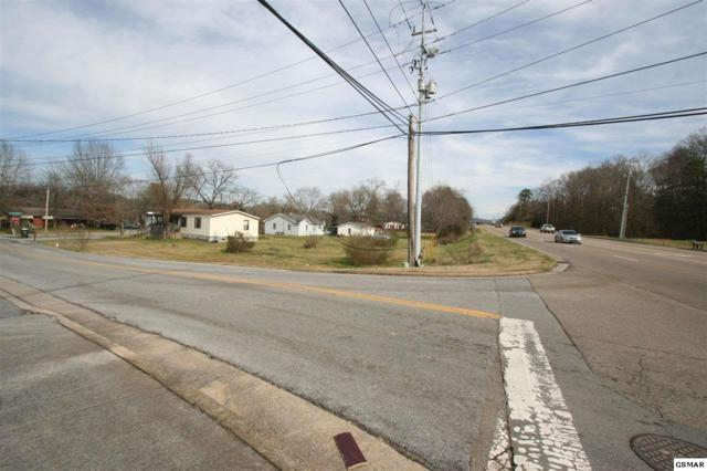 1401 & 1405 Old Newport Hwy, Sevierville, TN 37862 (#220829) :: Colonial Real Estate