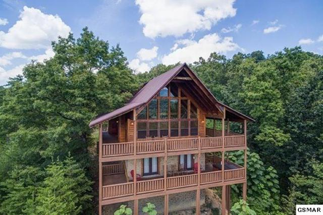 2595 Raccoon Hollow Way, Sevierville, TN 37862 (#220845) :: Billy Houston Group