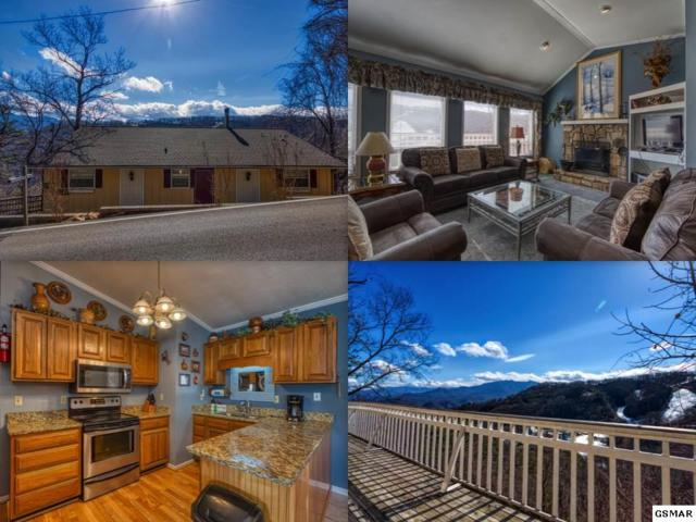1311 Ski View Drive Sky Villa, Gatlinburg, TN 37738 (#220899) :: The Terrell Team