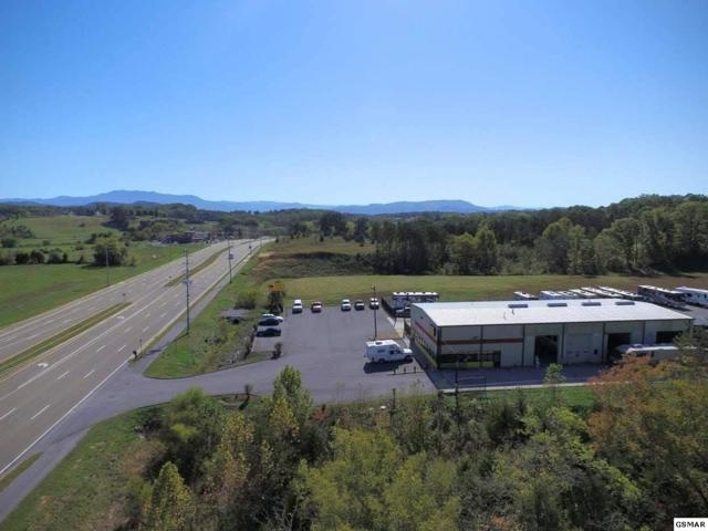 Tract B Veterans Blvd P/O Parcel 148., Sevierville, TN 37862 (#220992) :: The Terrell Team