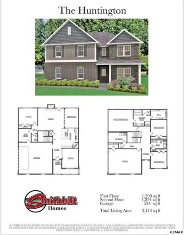 227 Bluff Shadow Ln., Seymour, TN 37865 (#221023) :: Colonial Real Estate