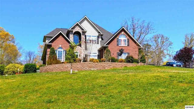 650 Green Ridge Dr, Seymour, TN 37865 (#221095) :: Colonial Real Estate