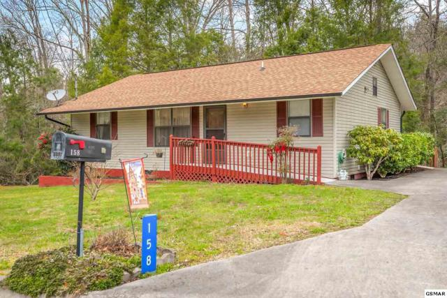 158 Laurel Trail, Cosby, TN 37722 (#221202) :: Colonial Real Estate