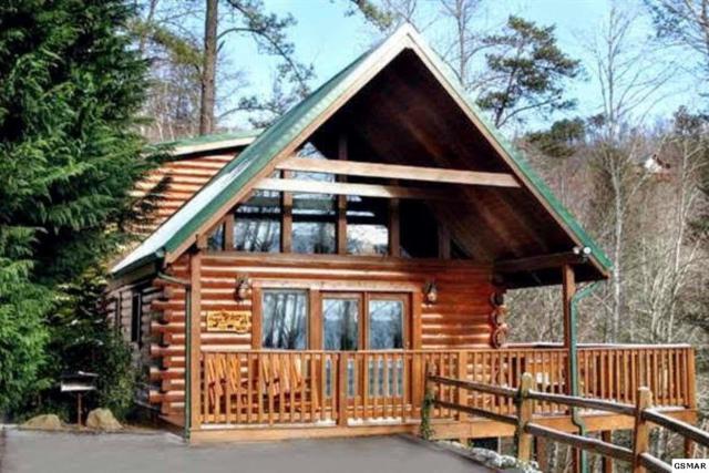 732 Yona Trail Way, Gatlinburg, TN 37738 (#221306) :: Colonial Real Estate