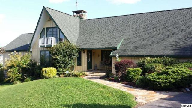 1120 Crestview Dr, Pigeon Forge, TN 37863 (#221331) :: Prime Mountain Properties