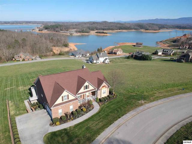 316 Serenity Overlook, Dandridge, TN 37725 (#221332) :: Prime Mountain Properties