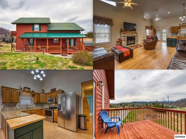 1339 Parrotts Chapel, Sevierville, TN 37876 (#221352) :: Colonial Real Estate