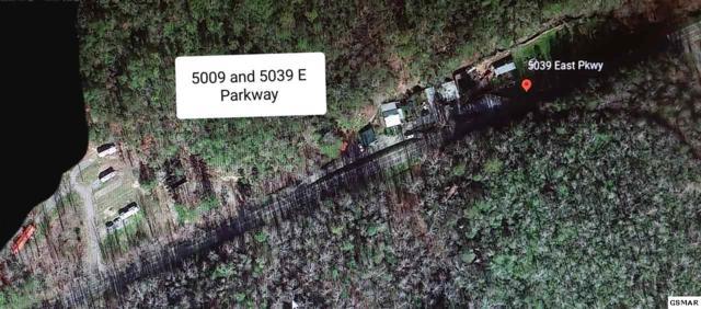 5039 E Parkway 5009 E Parkway, Gatlinburg, TN 37738 (#221407) :: Colonial Real Estate