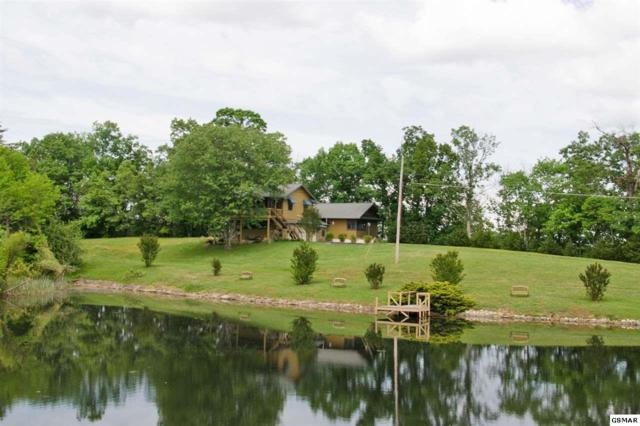 2140 Battle Hill Rd., Pigeon Forge, TN 37863 (#221718) :: Prime Mountain Properties