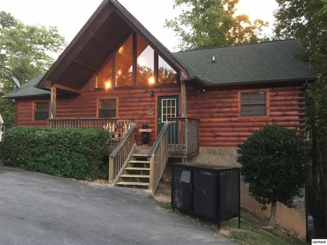 1535 Boo Boo Way, Sevierville, TN 37862 (#221952) :: SMOKY's Real Estate LLC
