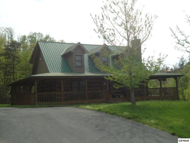 1653 Bench Mountain Way, Sevierville, TN 37862 (#221961) :: Prime Mountain Properties