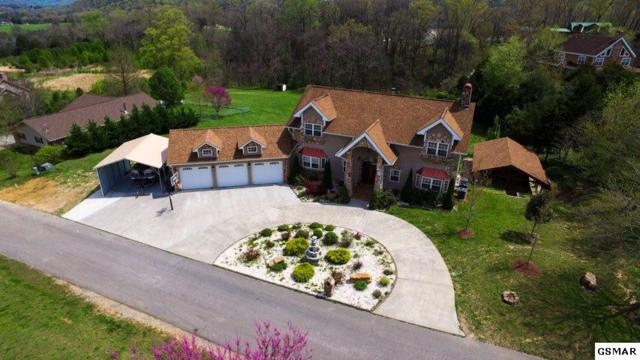 2206 Rogers Pl, Sevierville, TN 37876 (#221999) :: The Terrell Team
