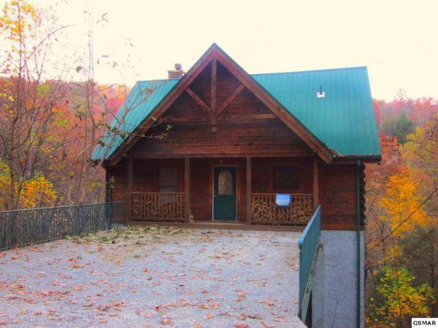 1341 N Baden Dr, Gatlinburg, TN 37738 (#222081) :: Prime Mountain Properties