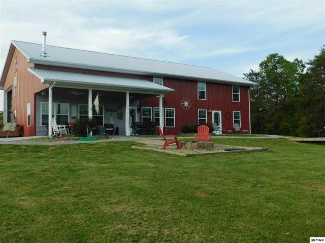 453 Flat Creek Rd, Sevierville, TN 37876 (#222112) :: Prime Mountain Properties