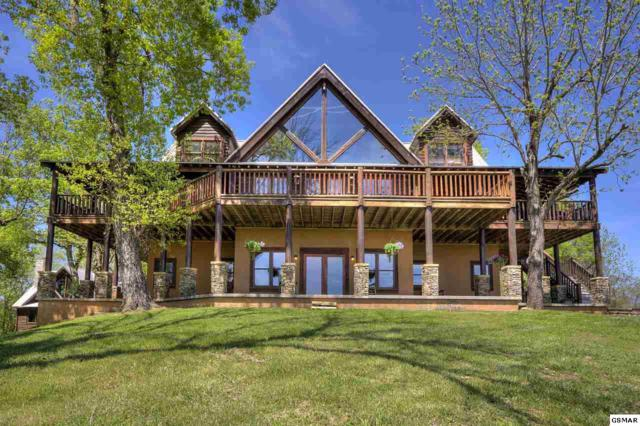 260 Ruth Ln, Sevierville, TN 37862 (#222250) :: Four Seasons Realty, Inc