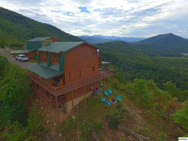 3654 Buckeye Knob Way Million Dollar , Sevierville, TN 37862 (#222509) :: Prime Mountain Properties