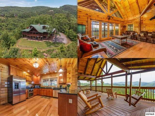 4305 Black Powder Ln, Sevierville, TN 37862 (#222528) :: Colonial Real Estate