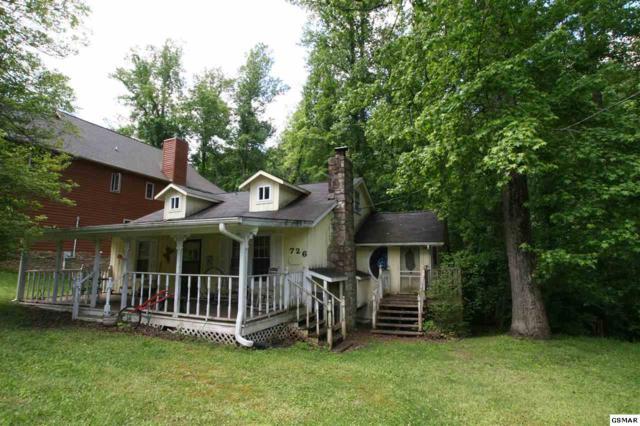726 Dogwood Ln, Gatlinburg, TN 37738 (#222530) :: Colonial Real Estate