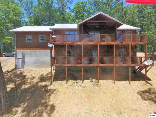 3350 Rocky Ridge Rd, Cosby, TN 37722 (#222752) :: Colonial Real Estate