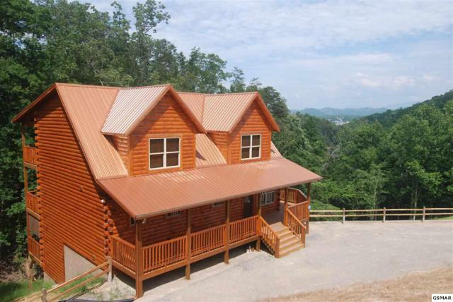 1036 Timber Woods Dr Timber Woods Vi, Sevierville, TN 37862 (#222730) :: Prime Mountain Properties